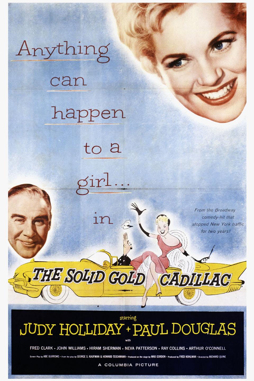 The Solid Gold Cadillac kapak