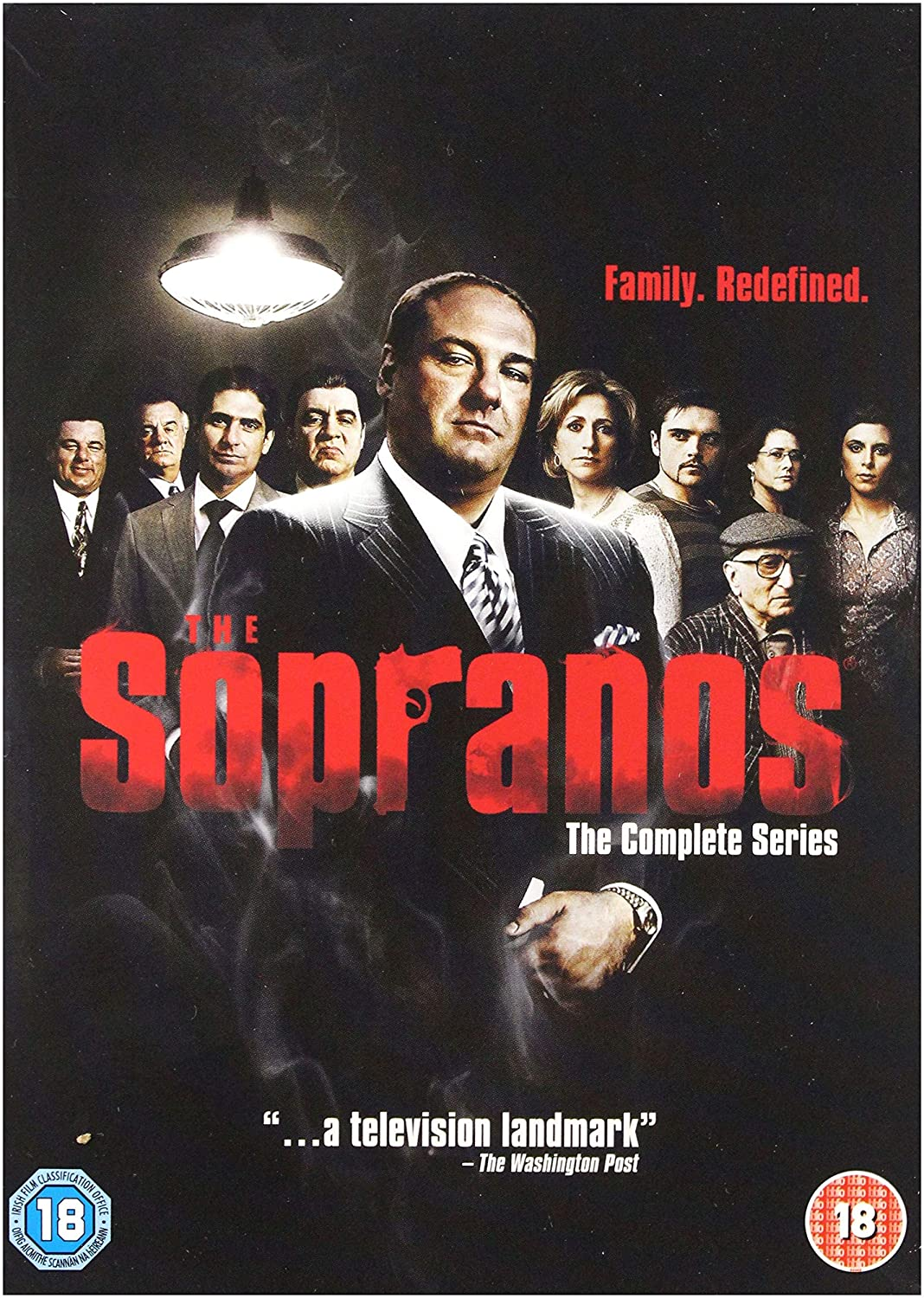 The Sopranos kapak