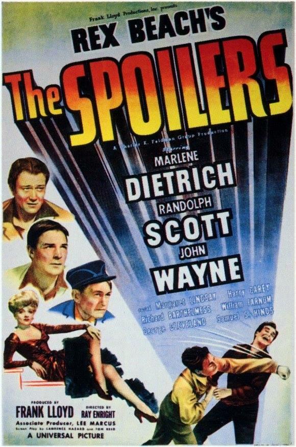 The Spoilers kapak