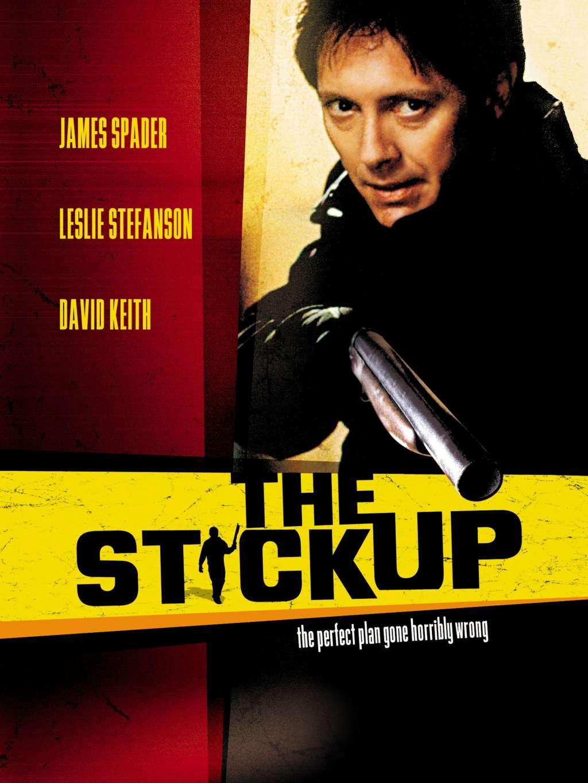 The Stickup kapak