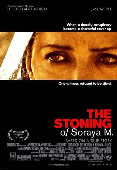 The Stoning of Soraya M. kapak