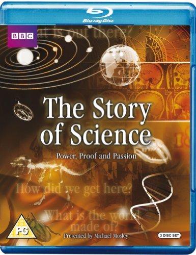 The Story of Science kapak