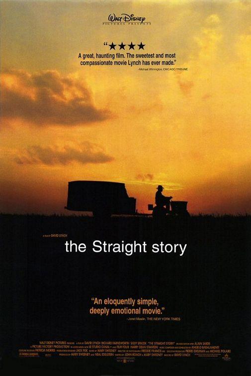 The Straight Story kapak