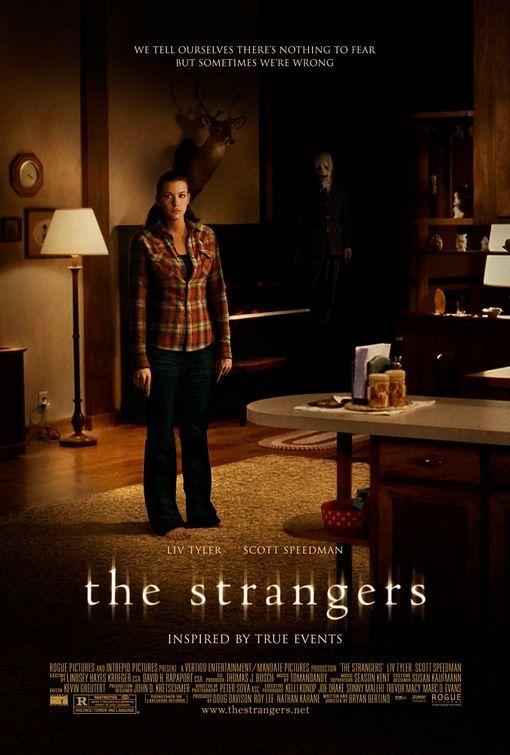 The Strangers kapak