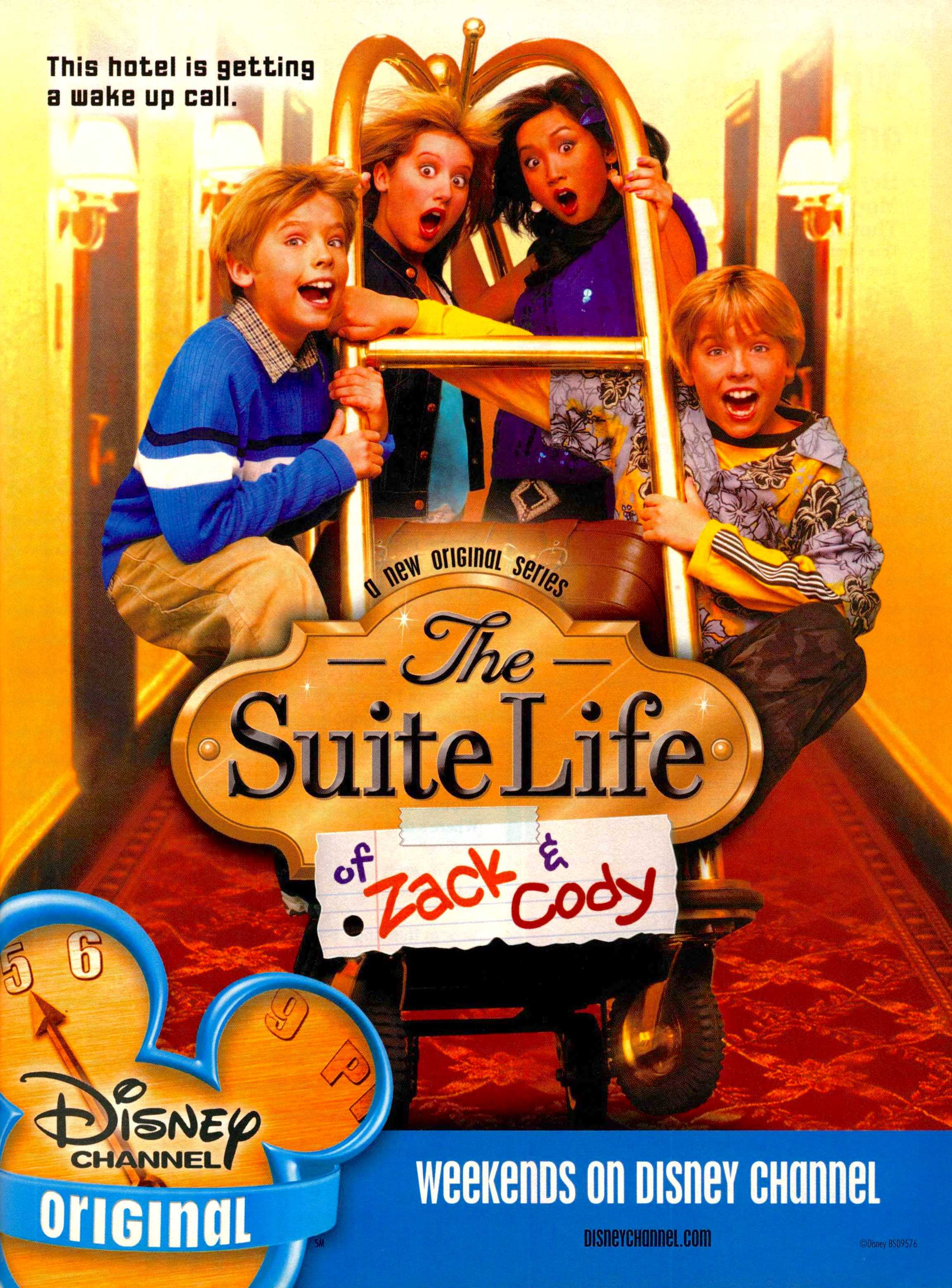 The Suite Life of Zack & Cody kapak