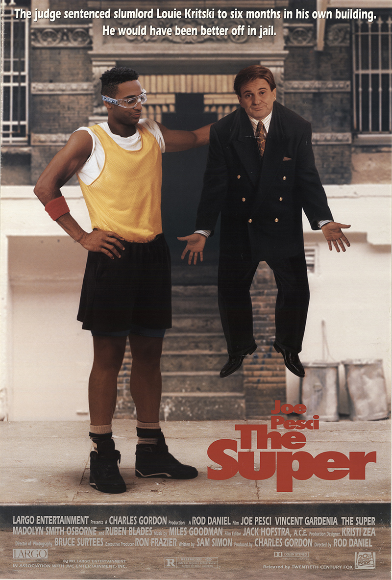 The Super kapak