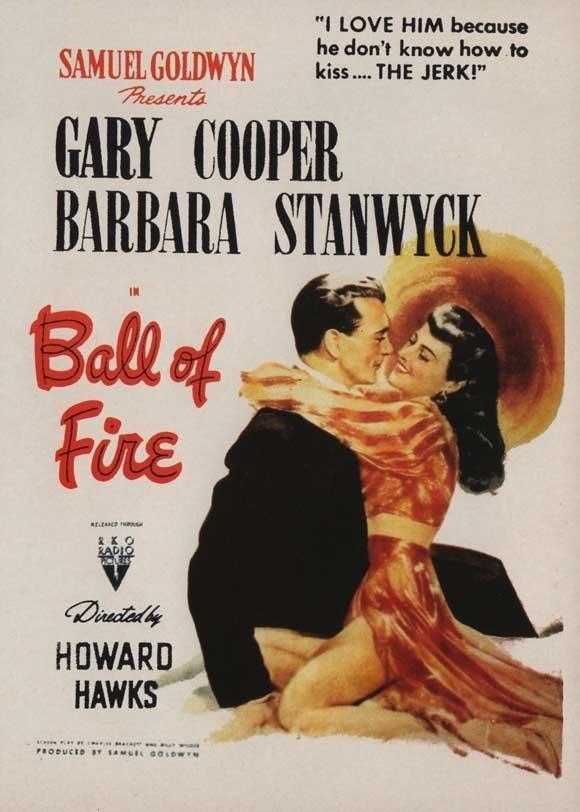 Ball of Fire kapak