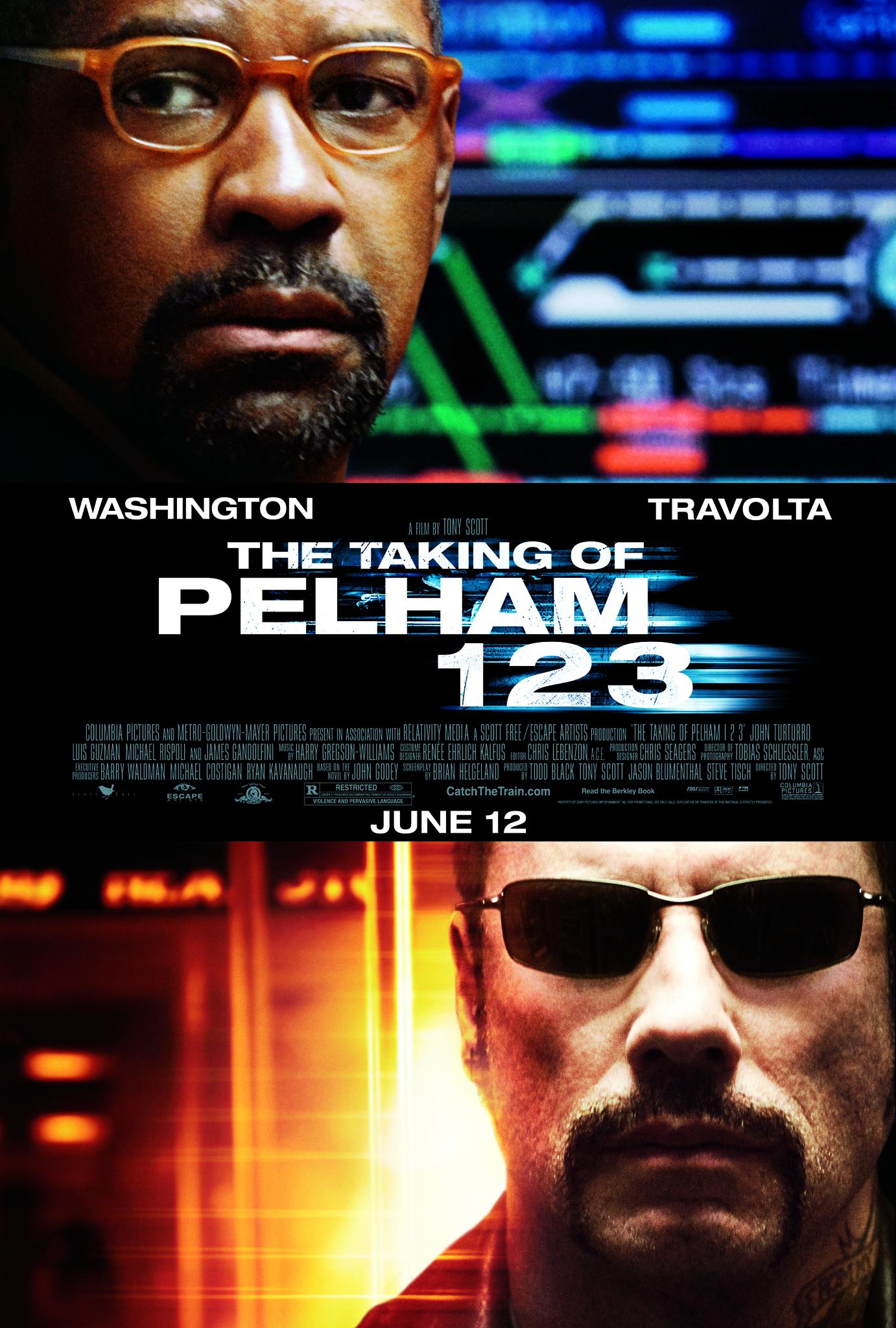 The Taking of Pelham 1 2 3 kapak