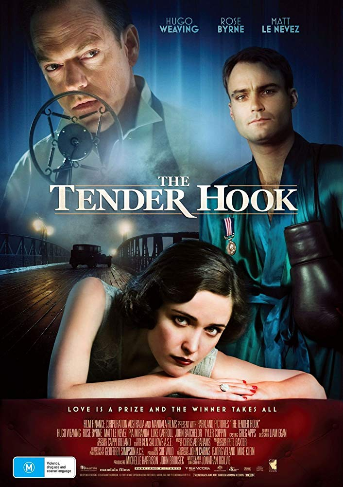 The Tender Hook kapak