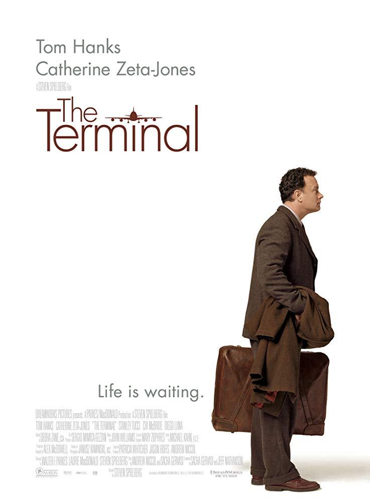 The Terminal kapak
