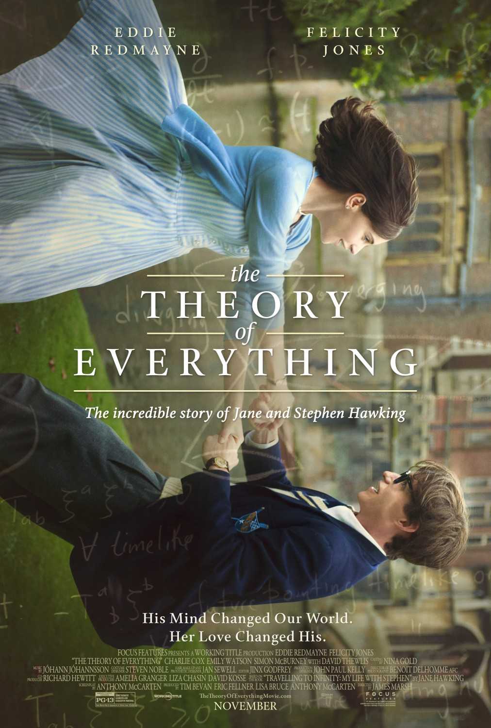 The Theory of Everything kapak