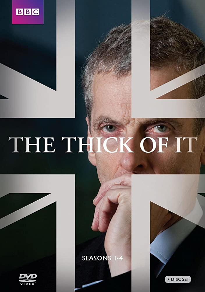 The Thick of It kapak