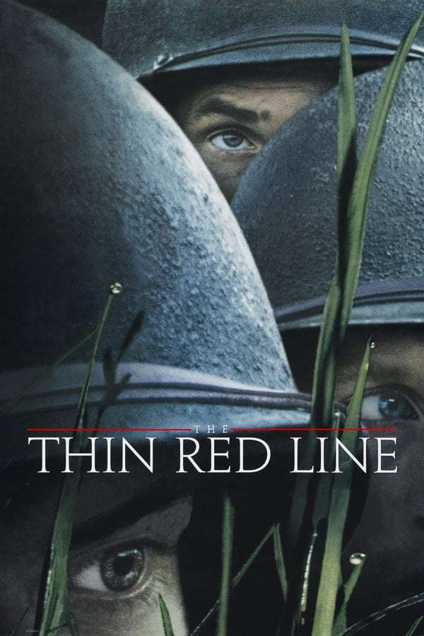 The Thin Red Line kapak