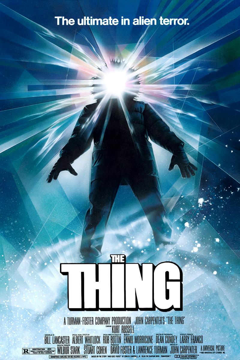 The Thing kapak