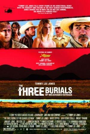 Three Burials kapak