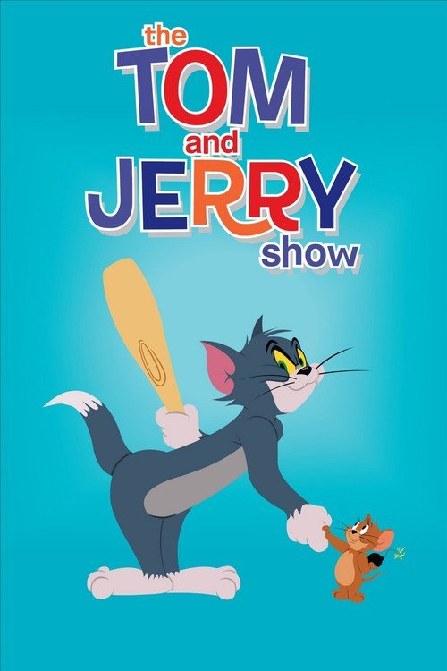 The Tom and Jerry Show kapak