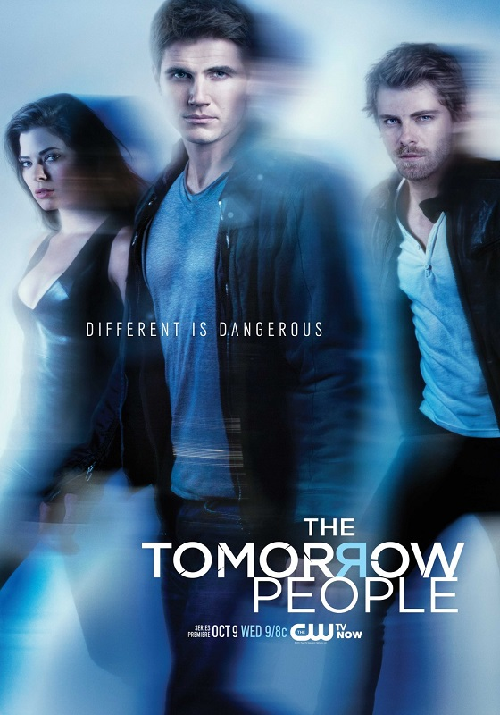 The Tomorrow People kapak