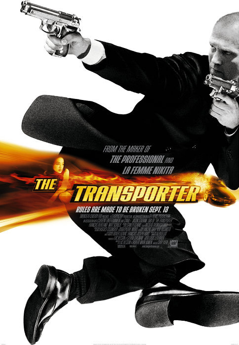 The Transporter kapak