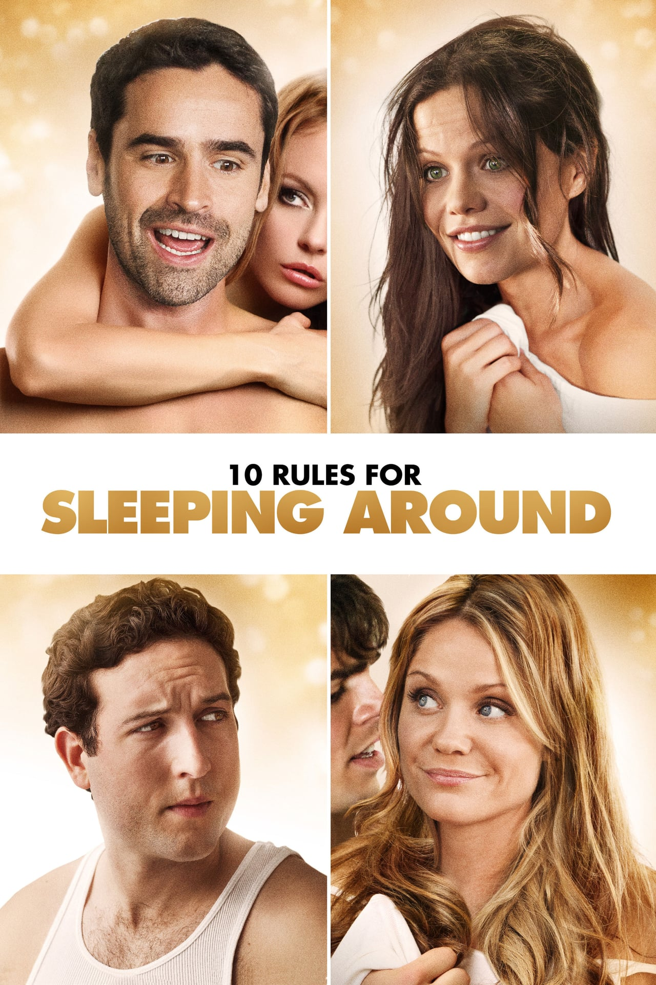 10 Rules for Sleeping Around kapak