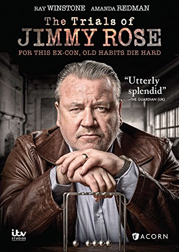 The Trials of Jimmy Rose kapak