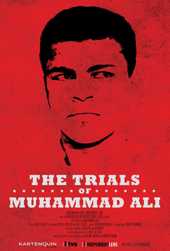 The Trials of Muhammad Ali kapak