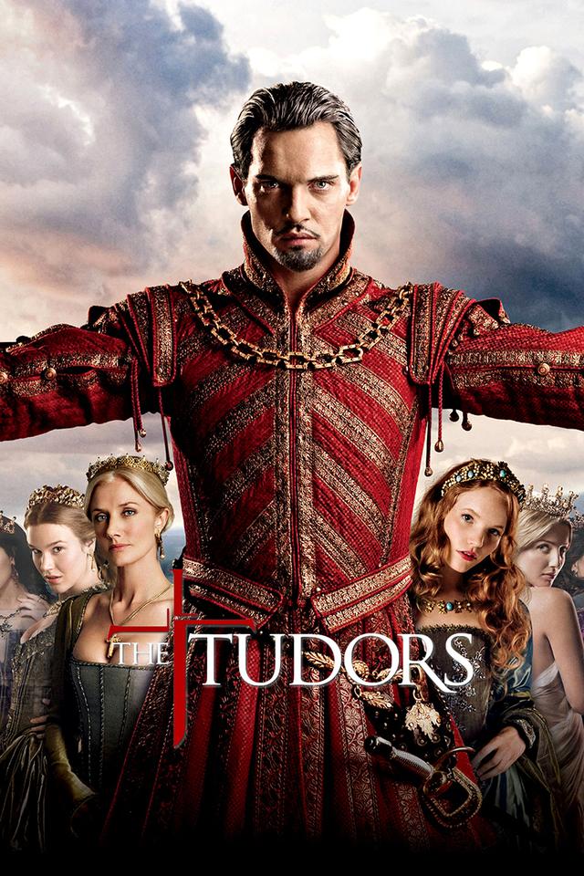 The Tudors kapak