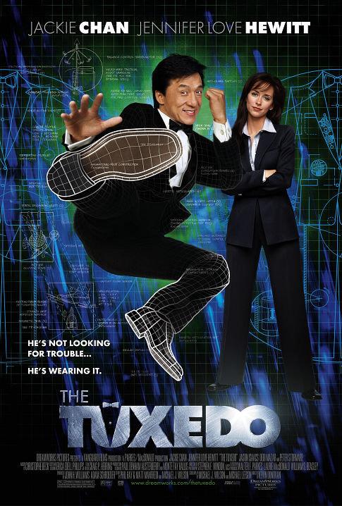 The Tuxedo kapak