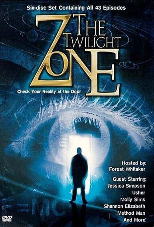 The Twilight Zone kapak