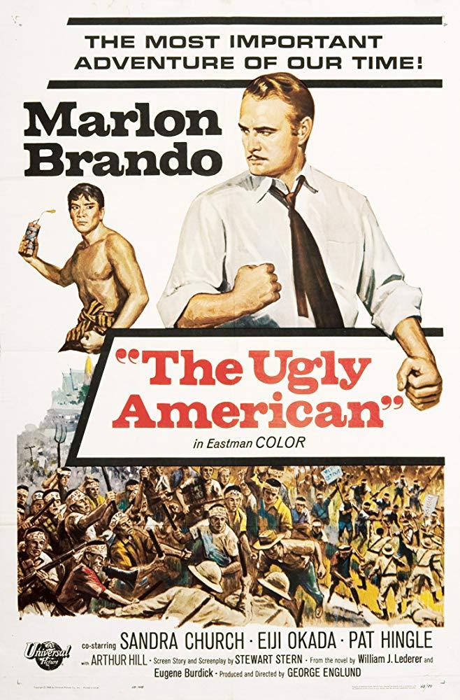 The Ugly American kapak