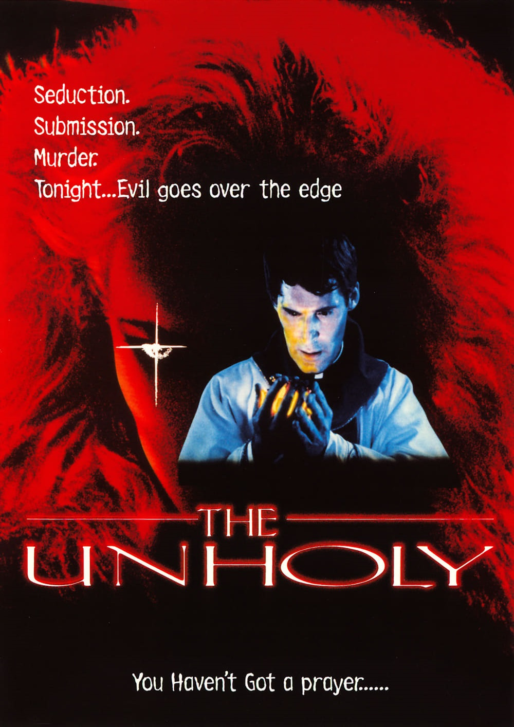 The Unholy kapak