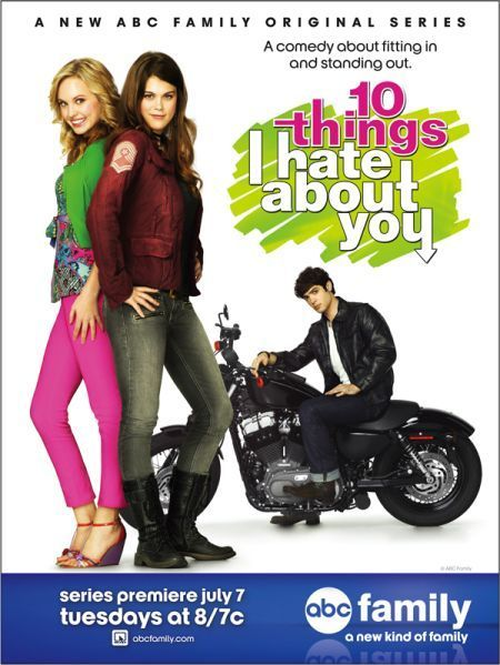 10 Things I Hate About You kapak