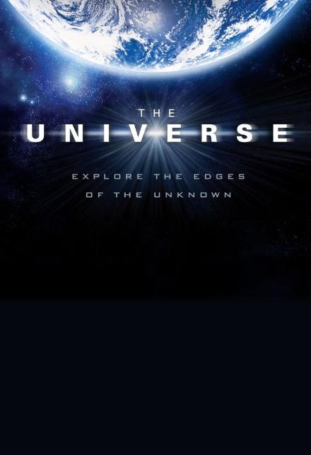 The Universe kapak
