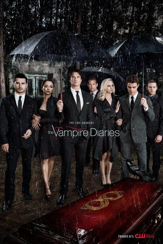The Vampire Diaries kapak