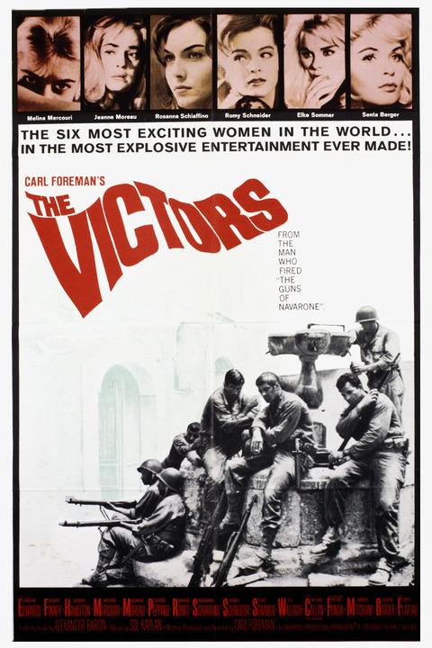 The Victors kapak