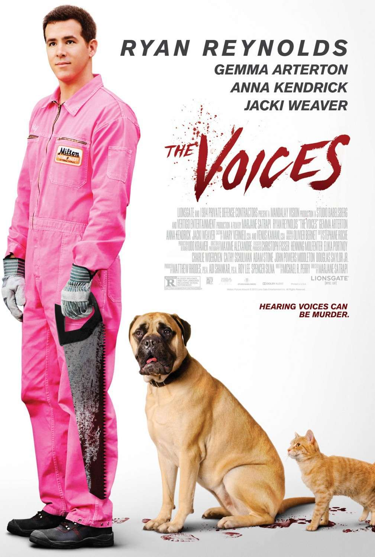 The Voices kapak