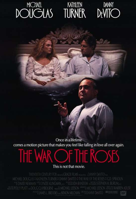 The War of the Roses kapak