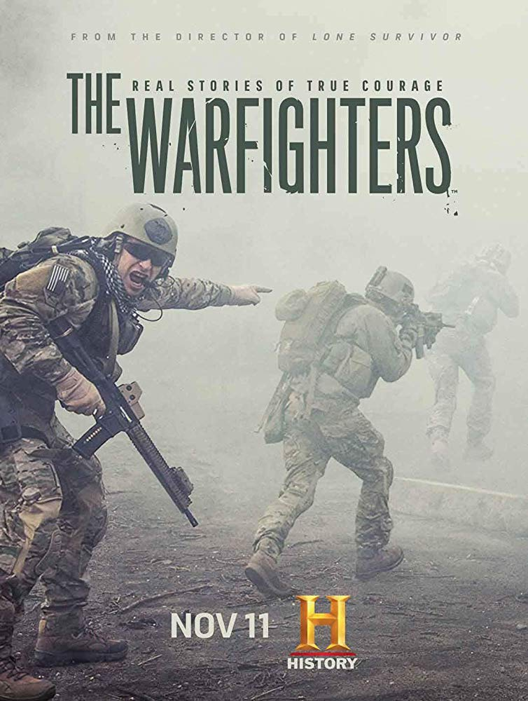 The Warfighters kapak