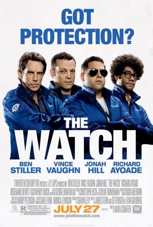 The Watch kapak