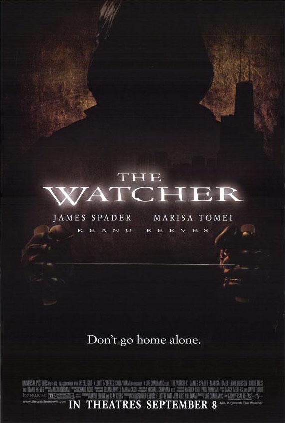 The Watcher kapak