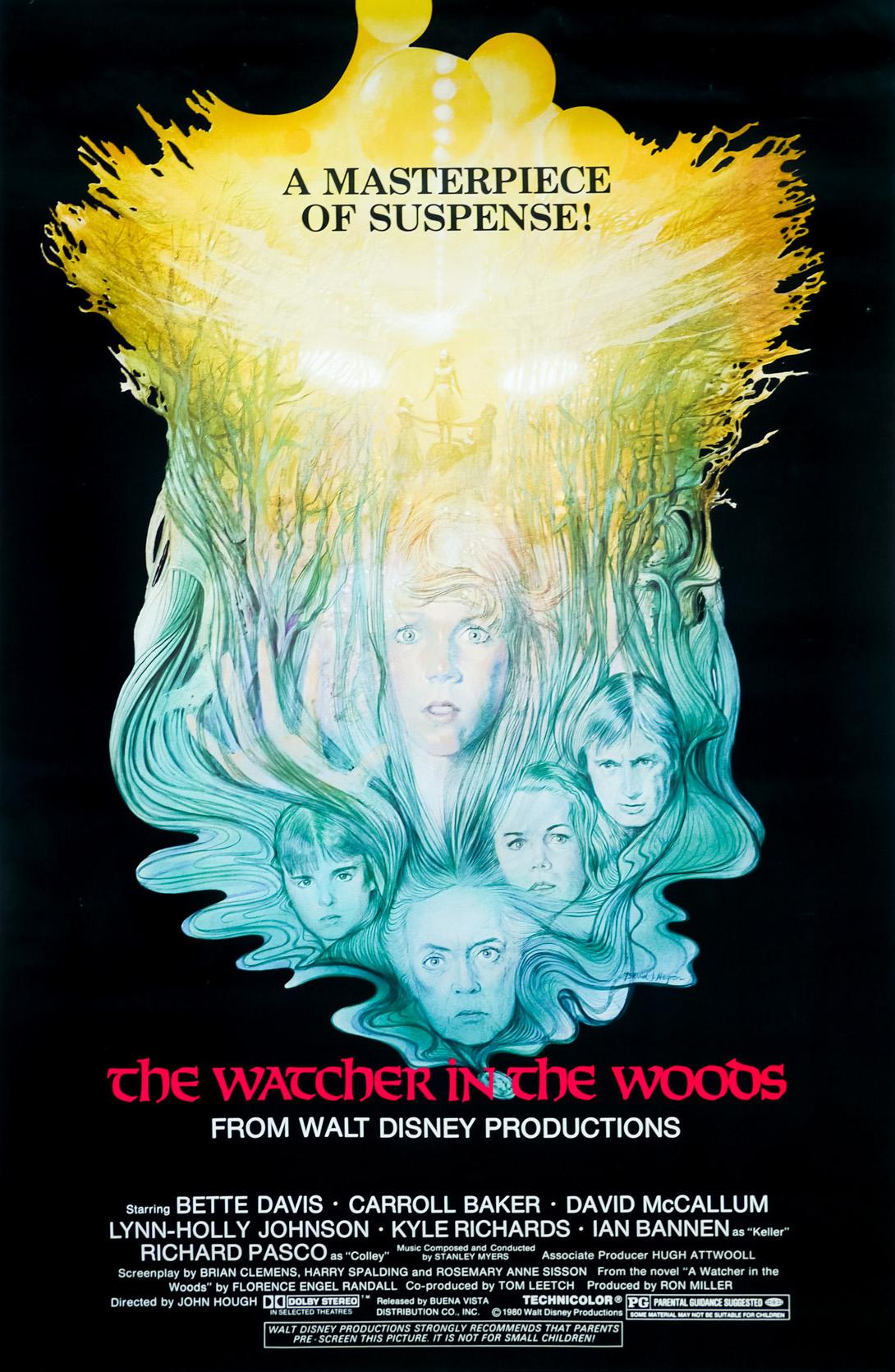 The Watcher in the Woods kapak