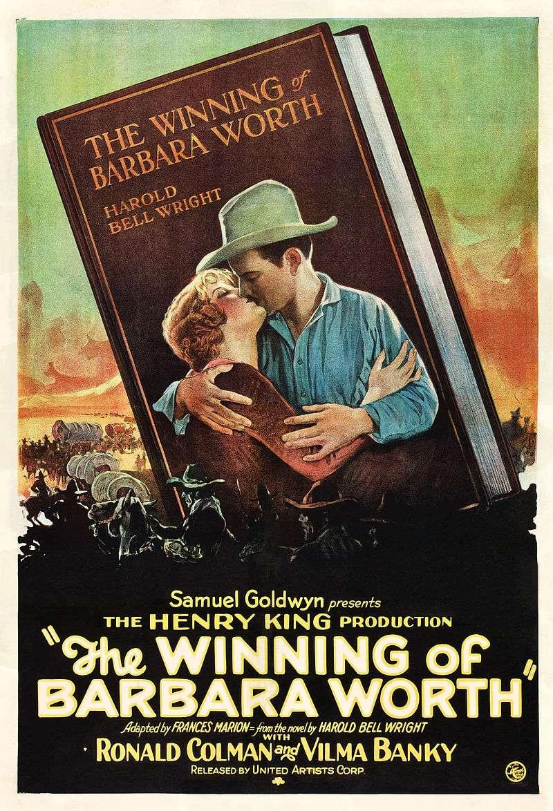 The Winning of Barbara Worth kapak