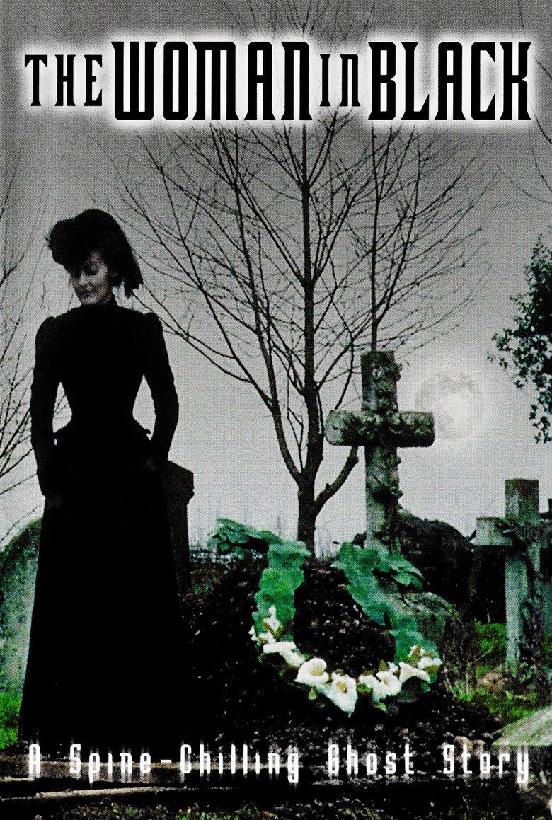 The Woman in Black kapak