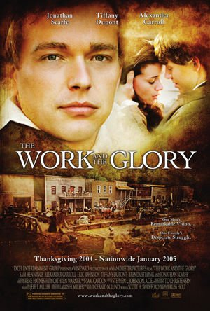The Work and the Glory kapak