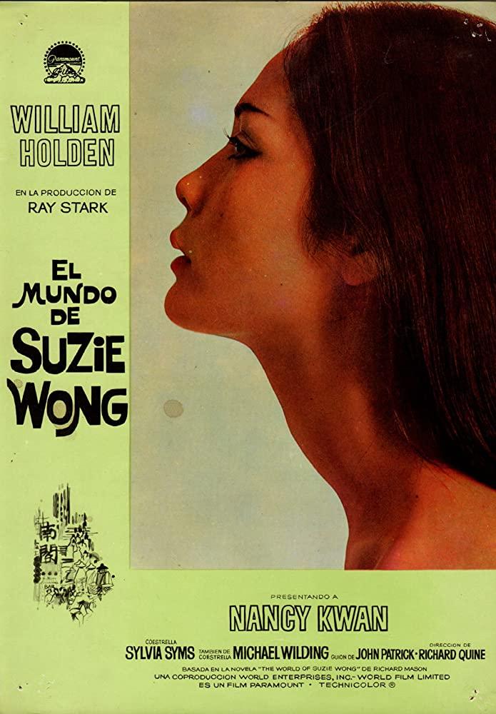 The World of Suzie Wong kapak