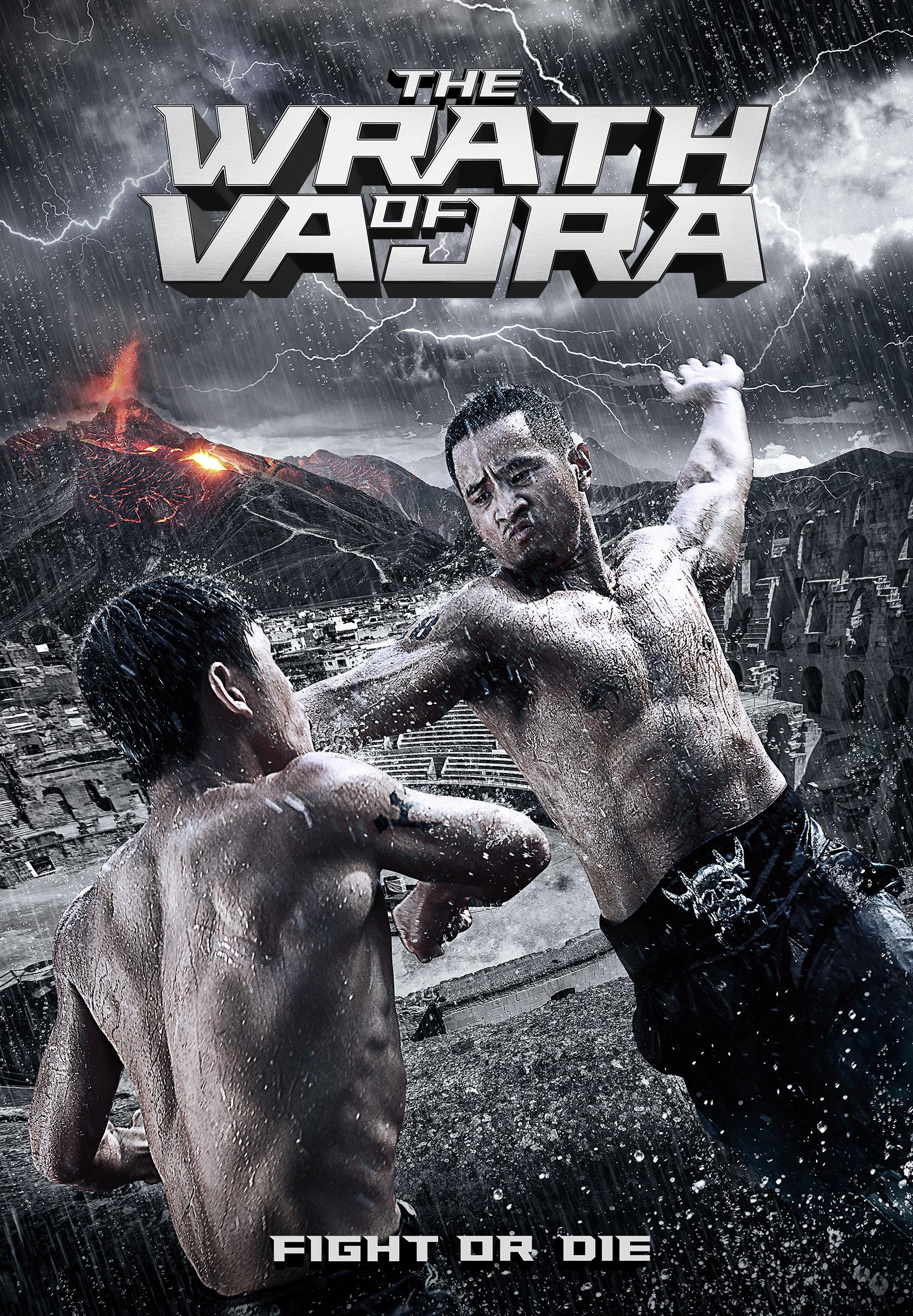 The Wrath of Vajra kapak