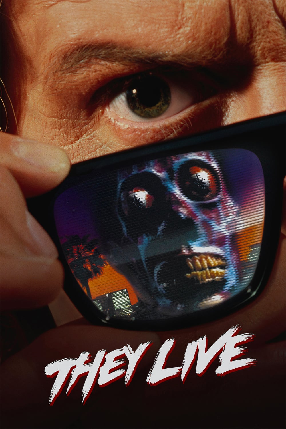 They Live kapak