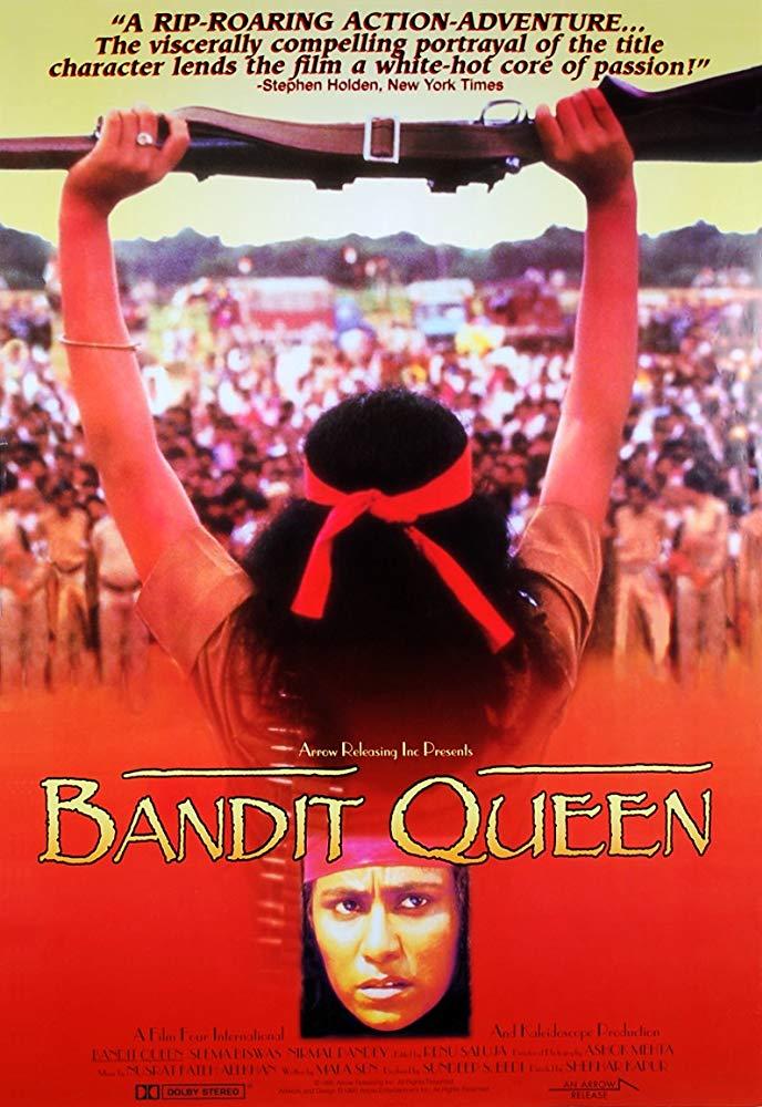 Bandit Queen kapak