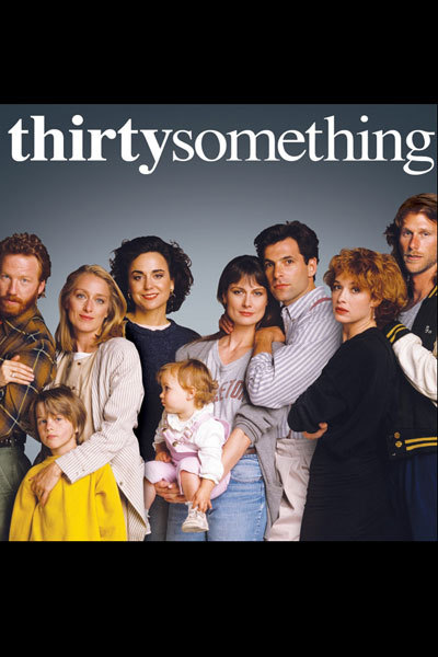Thirtysomething kapak