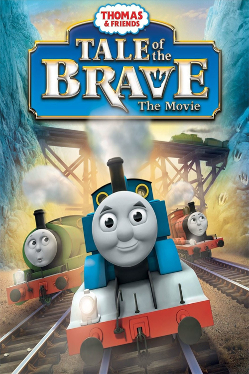 Thomas & Friends: Tale of the Brave kapak