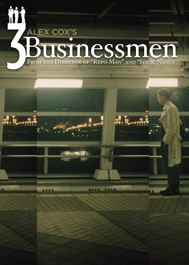 Three Businessmen kapak